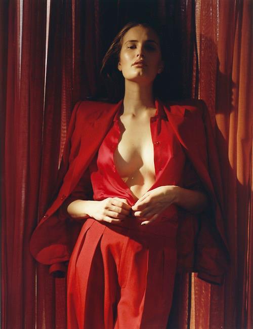 секси  червени рокли
