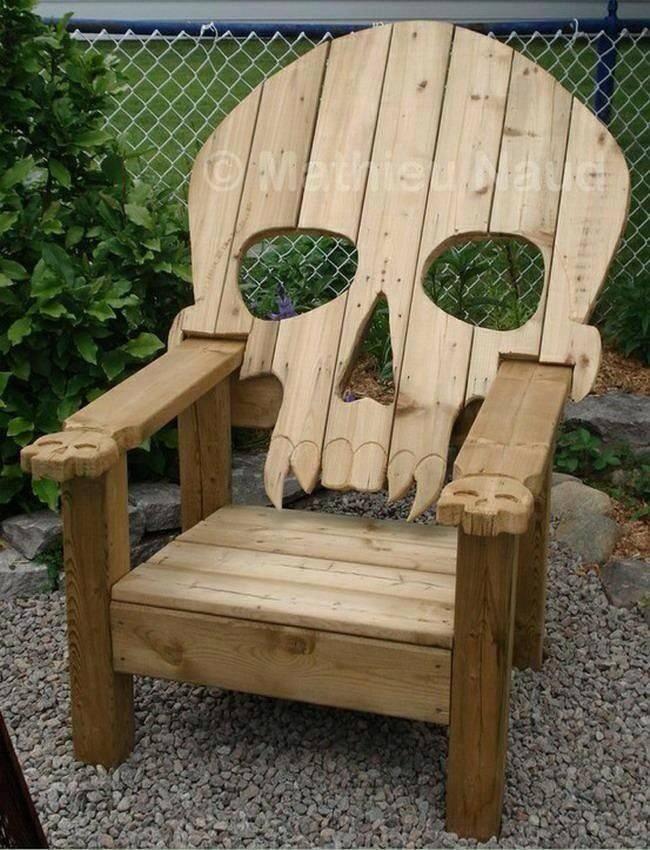 оригинално столче за двор