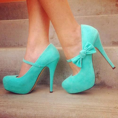 секси обувки с висок ток