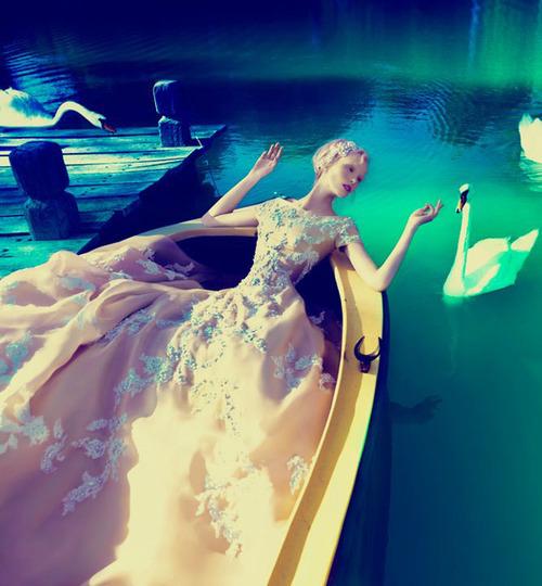 рокля за принцеса