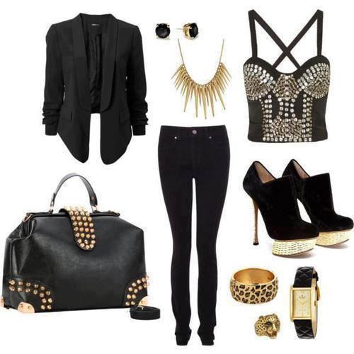 черното е винаги на мода