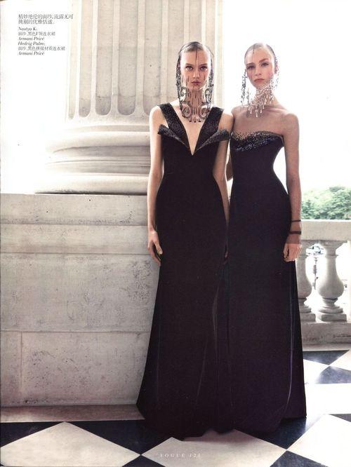черни елегантни бални рокли