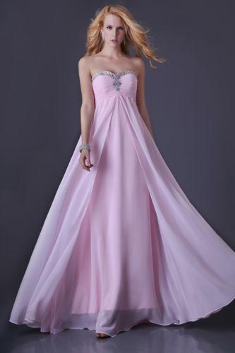 бална розова рокля