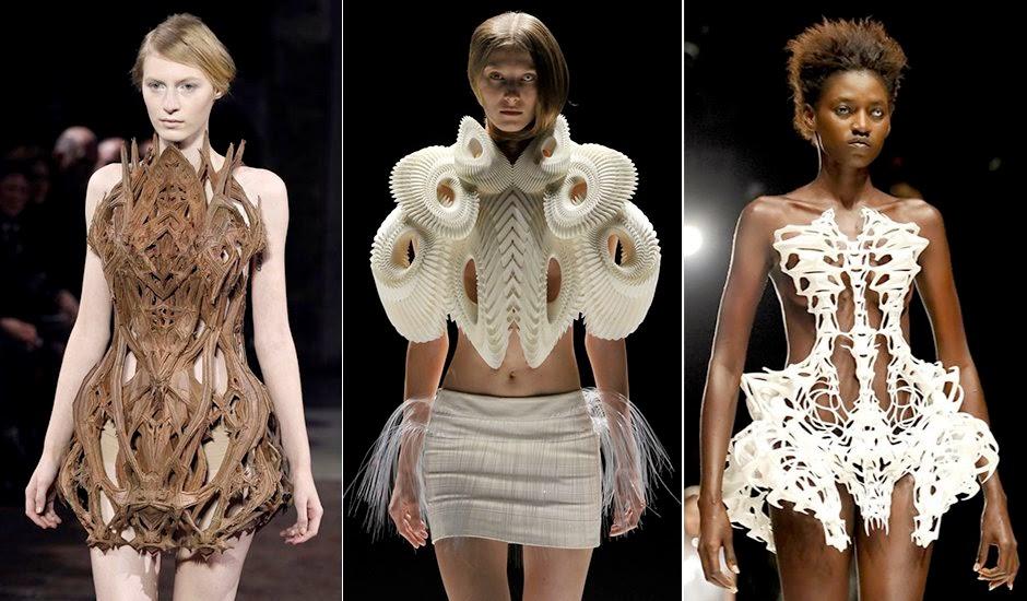 3D moda