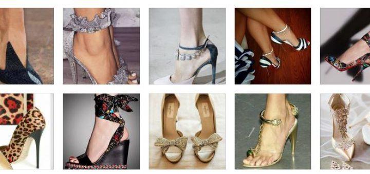 Официални Обувки Токчета