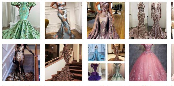 рокли за бал 2018