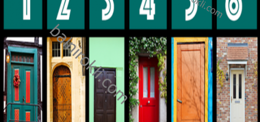 Избери Врата и Научи Как ще Премине Годината Ти