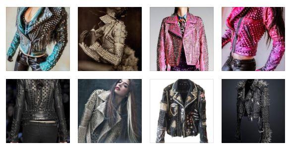 Модерни кожени якета