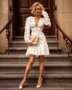 Коктейлни рокли 2020-2021 - луксозен вариант за модерен външен вид