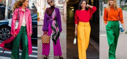Психология на цветовете в облеклото